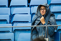 Spanish league football league between Real Madrid vs Levante at Santiago Bernabeu stadium in Madrid on Septemberl 14, 2019.<br /> Atmosphere