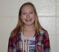 Kirklyn Kasischke, Freshman Queen Attendant