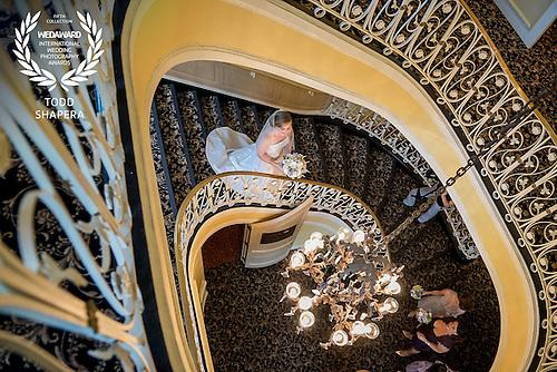 Tarrytown House Estate Wedding - <br /> Fifth International WEDAWARD Selection