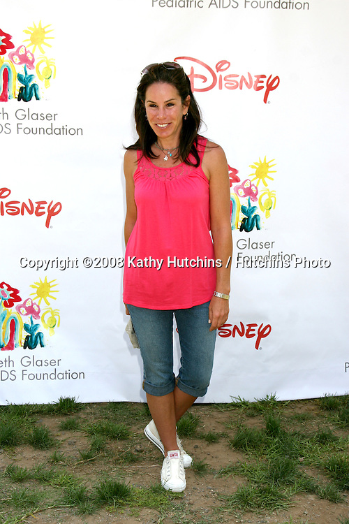 "Melissa Rivers  arriving at the ""A Time for Heroes"" Pediatric AIDS 2008 benefit at the Veterans Administration grounds.Westwood,  CA.June 8, 2008.©2008 Kathy Hutchins / Hutchins Photo ."