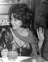 ElizabethTaylor 1978<br /> Photo By Adam Scull/PHOTOlink.net