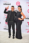 CORAL GABLES, FL - APRIL 30: Jorge Bernal and Karla Birbragher arrives at 2015 Billboard Latin Music Awards presented by State Farm on Telemundo at Bank United Center on April 30, 2015 in Coral Gables, Florida. ( Photo by Johnny Louis / jlnphotography.com )