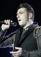 Westlife - Sheffield Arena 2012