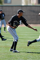 Santos Rodriguez  -  Chicago White Sox - 2009 spring training.Photo by:  Bill Mitchell/Four Seam Images