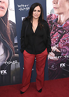 "NORTH HOLLYWOOD, CA - APRIL 19:  Co-Creator/Executive Prodcuer/Writer/Director Pamela Adlon at the For Your Consideration Red Carpet event for FX's ""Better Things"" at the Wolf Theatre at Saban Media Center on April 19, 2018 in North Hollywood, California. (Photo by Scott Kirkland/FX/PictureGroup)"