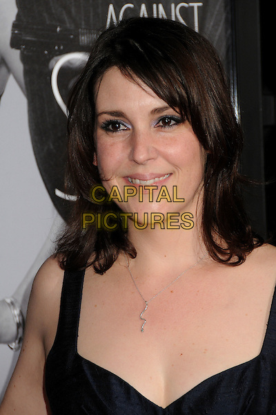 """Melanie Lynskey.""""This Means War"""" Los Angeles Premiere held at Grauman's Chinese Theatre, Hollywood, California, USA..February 8th, 2012.headshot portrait black.CAP/ADM/BP.©Byron Purvis/AdMedia/Capital Pictures."""