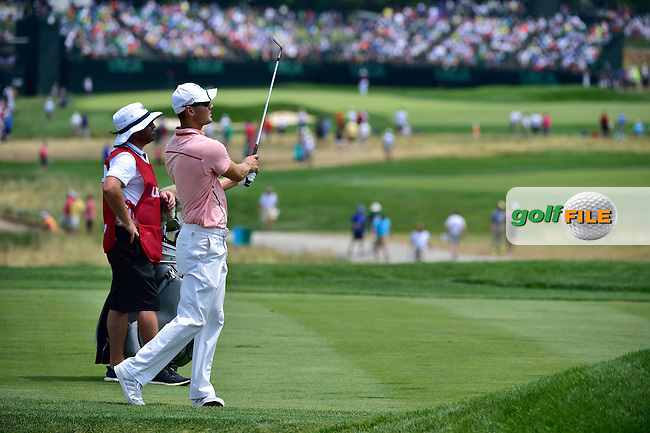 Martin KAYMER (GER) during fourth round 116th US Open 2016 ,Oakmont Country Club, Pittsburgh,Pennsylvania,USA.