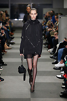 Alexander Wang<br /> New York Fashion Week <br /> FW18 <br /> <br /> New York Fashion Week,  New York, USA in February 2018.<br /> CAP/GOL<br /> &copy;GOL/Capital Pictures