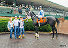 Triumphant Joy winning at Delaware Park on 10/8/16