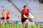Hughie Murphy4 Kenmare in Action against \b0\  Ballinasloe in the Junior All Ireland Club Final in Croke park on Sunday.