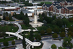 1309-22 3343<br /> <br /> 1309-22 BYU Campus Aerials<br /> <br /> Brigham Young University Campus, Provo, <br /> <br /> Centennial Carillon Tower, Bell, Belltower<br /> <br /> September 6, 2013<br /> <br /> Photo by Jaren Wilkey/BYU<br /> <br /> © BYU PHOTO 2013<br /> All Rights Reserved<br /> photo@byu.edu  (801)422-7322