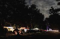 Quantum Flux Festival, the Thursday before.