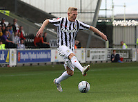 Gary Teale in the St Mirren v Hibernian Clydesdale Bank Scottish Premier League match played at St Mirren Park, Paisley on 18.8.12.
