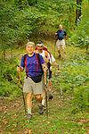 Bill McCauley, returning from hike.