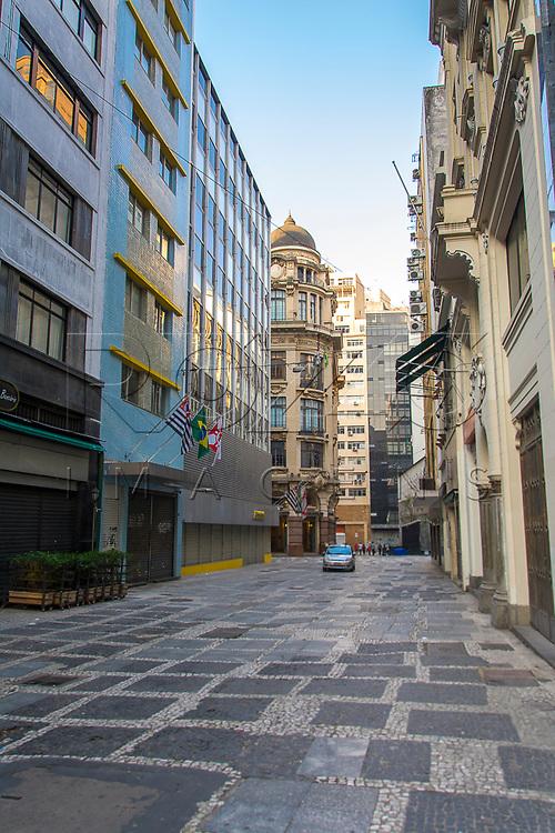 Rua da Quitanda, São Paulo - SP, 07/2016.