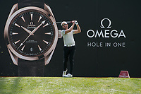 Kalle Samooja (FIN) in action on the 13th hole during final round at the Omega European Masters, Golf Club Crans-sur-Sierre, Crans-Montana, Valais, Switzerland. 01/09/19.<br /> Picture Stefano DiMaria / Golffile.ie<br /> <br /> All photo usage must carry mandatory copyright credit (© Golffile | Stefano DiMaria)
