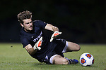 28 November 2015: Creighton's Connor Sparrow. The University of North Carolina Tar Heels hosted the Creighton University Bluejays at Fetzer Field in Chapel Hill, NC in a 2015 NCAA Division I Men's Soccer Tournament Third Round match. Creighton won the game 1-0.