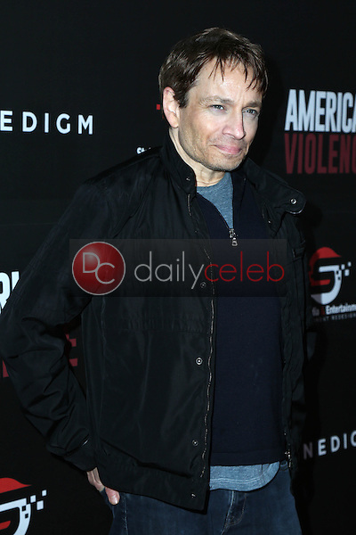 "Chris Kattan<br /> at the ""American Violence"" World Premiere, Egyptian Theater, Hollywood, CA 01-25-17<br /> David Edwards/DailyCeleb.com 818-249-4998"