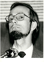 Yves Berube<br /> , 5 Novembre  1981<br /> <br /> <br /> PHOTO : Agence Quebec Presse <br /> <br /> <br /> <br /> <br /> <br /> <br /> <br /> PHOTO :   Agence Quebec Presse