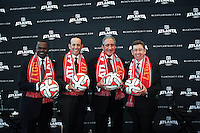 Atlanta MLS Welcoming Press Conference, Wednesday, April 16, 2014