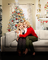A Bad Moms Christmas (2017) <br /> Promotional art with Kristen Bell &amp; Cheryl Hines<br /> *Filmstill - Editorial Use Only*<br /> CAP/KFS<br /> Image supplied by Capital Pictures