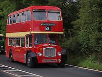 Bristol Lodekka Double Decker Buses - 1966
