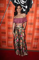 PASADENA, CA - JANUARY 25: Camila Banus, At Opening Night of Gilbert and Sullivan's Pirates of Penzance At The Pasadena Playhouse in Pasadena, California on January 25, 2018. Credit: Faye Sadou/MediaPunch
