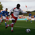 Yemi Odubade of Stevenage Borough during the Blue Square Premier match between Stevenage Borough and Hayes and Yeading United at the Lamex Stadium, Broadhall Way, Stevenage on 10th October, 2009..© Kevin Coleman 2009 .