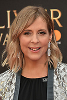 Mel Giedroyc<br /> The Olivier Awards 2018 , arrivals at The Royal Albert Hall, London, UK -on April 08, 2018.<br /> CAP/PL<br /> &copy;Phil Loftus/Capital Pictures