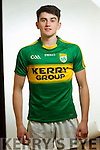 Mark O'Connor Captain Kerry Minor Panel.