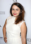 Mae Whitman attends The Creative Coalition's Annual  Celebration of Arts & America at STK DC on May 2, 2014 in Washington, D.C.