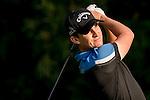 Chris Paisley of England tees off the 15th hole during the 58th UBS Hong Kong Golf Open as part of the European Tour on 09 December 2016, at the Hong Kong Golf Club, Fanling, Hong Kong, China. Photo by Marcio Rodrigo Machado / Power Sport Images
