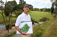110311 Golf -  Royal Wellington Course Designer Scott McPherson