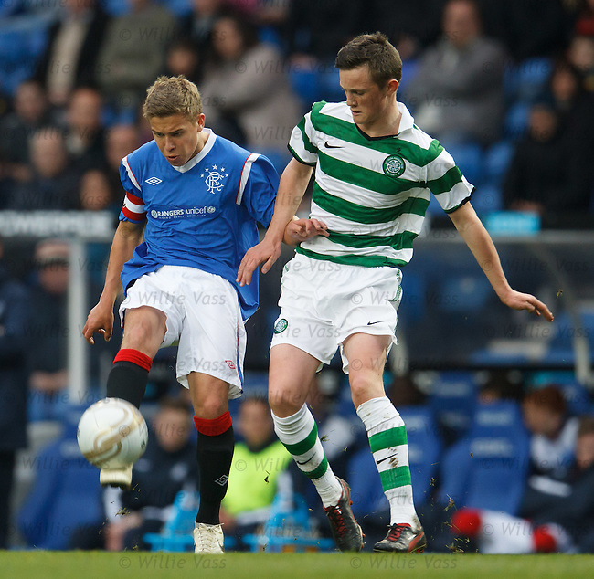 Andy Murdoch and Liam henderson