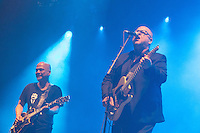 CARHAIX-PLOUGUER, FRANCE - JULY 15, 2016: Frank Black &amp; Joey Santiago of The Pixies perform at the Festival des Vieilles Charrues, Carhaix-Plouguer, France<br /> Picture: Kristina Afanasyeva / Featureflash