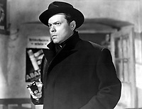 The Third Man (1949) <br /> Orson Welles<br /> *Filmstill - Editorial Use Only*<br /> CAP/KFS<br /> Image supplied by Capital Pictures