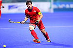 Masaki Ohashi (JPN), <br /> SEPTEMBER 1, 2018 - Hockey : <br /> Men's Final match between <br /> Japan 6-6(3-1) Malaysia <br /> at Gelora Bung Karno Hockey Field <br /> during the 2018 Jakarta Palembang Asian Games <br /> in Jakarta, Indonesia. <br /> (Photo by Naoki Nishimura/AFLO SPORT)