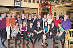 CHRISTMAS PARTY: The staff of Cumann Iosaef, Tralee having a great time at their their Christmas party at Stokers Lodge restaurant and bar, Tralee on Friday.