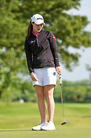 Leona Maguire (IRL) barely misses her putt on 11 during the round 1 of the KPMG Women's PGA Championship, Hazeltine National, Chaska, Minnesota, USA. 6/20/2019.<br /> Picture: Golffile | Ken Murray<br /> <br /> <br /> All photo usage must carry mandatory copyright credit (© Golffile | Ken Murray)