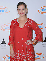 21 September 2016 - Hollywood, California. Kellie Martin. 8th Annual Get Lucky for Lupus LA Celebrity Poker Tournament  held at Avalon Hollywood. Photo Credit: Birdie Thompson/AdMedia