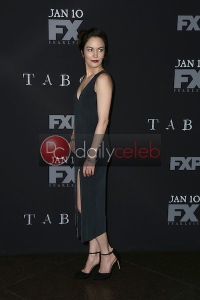 Britt Lower<br /> at the Premiere Of FX's &quot;Taboo,&quot; DGA Theater, Los Angeles, CA 01-09-17<br /> David Edwards/DailyCeleb.com 818-249-4998