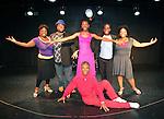 Ain't Misbehavin Rehearsal 9/28/11