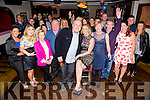Sharon McElligott from Kevin Barry Villa's Tralee celebrating her 30th birthday with friends and family at Benners Hotel on Saturday night