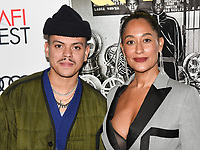"""14 November 2019 - Hollywood, California - Evan Ross, Tracee Ellis Ross. AFI FEST 2019 Presented By Audi – """"Queen & Slim"""" Premiere held at TCL Chinese Theatre. Photo Credit: Billy Bennight/AdMedia"""