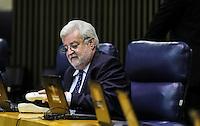 SAO PAULO, SP, 05 DE FEVEREIRO 2013 - ABERTURA ANO LEGISLATIVO - Vereador Gilberto Natalini da sessão de Abertura do Ano Legislativo da Câmara Municipal de São Paulo (SP), nesta terça-feira (5). FOTO: VANESSA CARVALHO - BRAZIL PHOTO PRESS