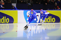SCHAATSEN: HEERENVEEN: IJsstadion Thialf, 29-12-2012, Seizoen 2012-2013, KPN NK allround, 5000m Heren, Frank Hermans, ©foto Martin de Jong