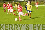 Killorglin v Charville in the National Cup in Killorglin on Saturday...
