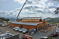 Promontory Winery Construction 3