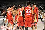 Hamamatsu Higashimikawa Phoenix Team Group (Phoenix), MAY 22th, 2011 - Basketball : bj-league 2010-2011 Season Playoff Final4, Final Match between Hamamatsu Higashimikawa Phoenix 82-68 Ryukyu Golden Kings at Ariake Coliseum, Tokyo, Japan. (Photo by Atsushi Tomura/AFLO SPORT/bj-league) [1035]