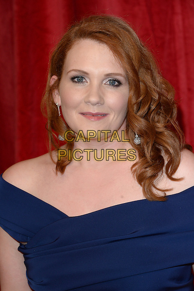 LONDON, ENGLAND - MAY 28: Jennie McAlpine attends the British Soap Awards 2016 at Hackney Town Hall on May 28, 2016 in London, England.<br /> CAP/BEL<br /> &copy;BEL/Capital Pictures